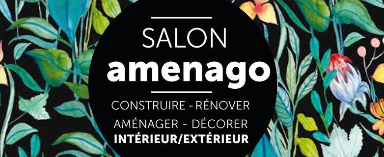 Salon Amenago de Lille - du 6 au 14 novembre 2021