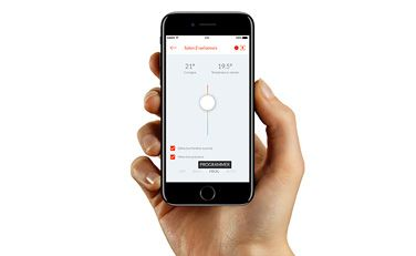 Application Cozytouch - programmation à distance - Thermor