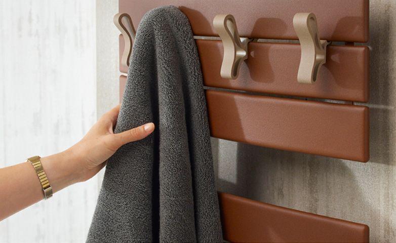 Patère Allure - Accessoire sèche-serviettes - Thermor