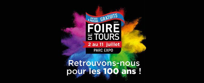 Foire de Tours - du 2 au 11 Juillet 2021
