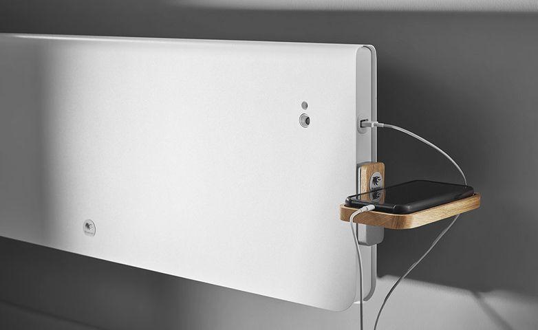 Tablette en bois - Accessoire de personnalisation - Thermor