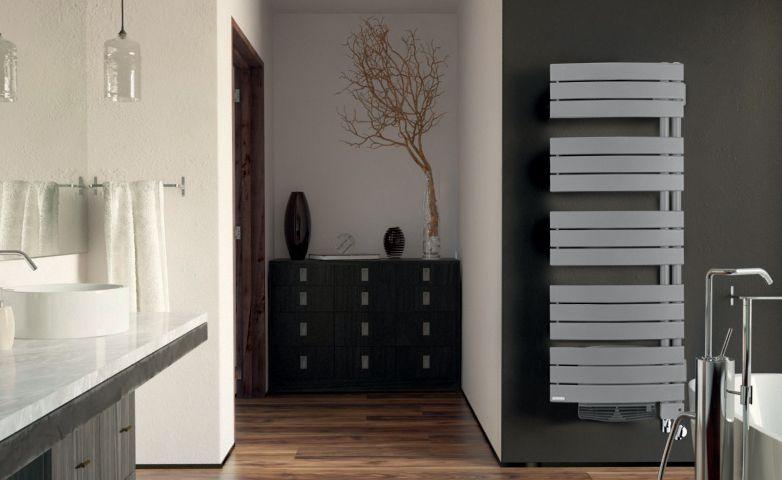 Allure gris menhir - Radiateur sèche-serviettes eau chaude - Thermor