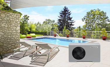 Aéromax piscine 2 - Pompe à chaleur piscine - Thermor