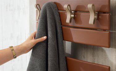 Patères Allure - Accessoire sèche-serviettes - Thermor