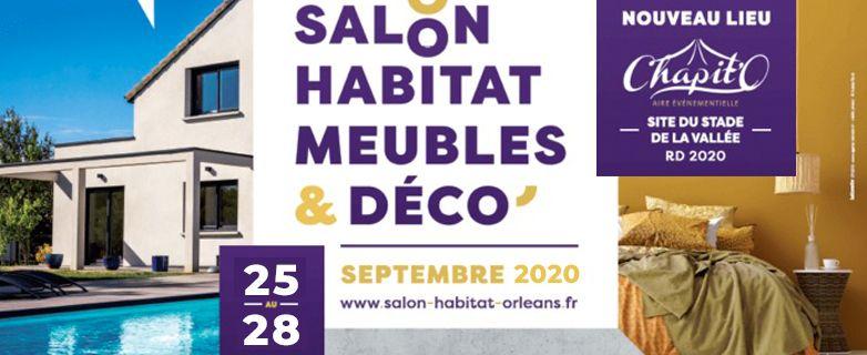 Salon de l'habitat d'Orléans - 2020