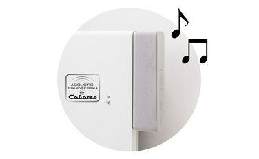 Enceinte Cabasse - accessoire d'ambiance - Thermor