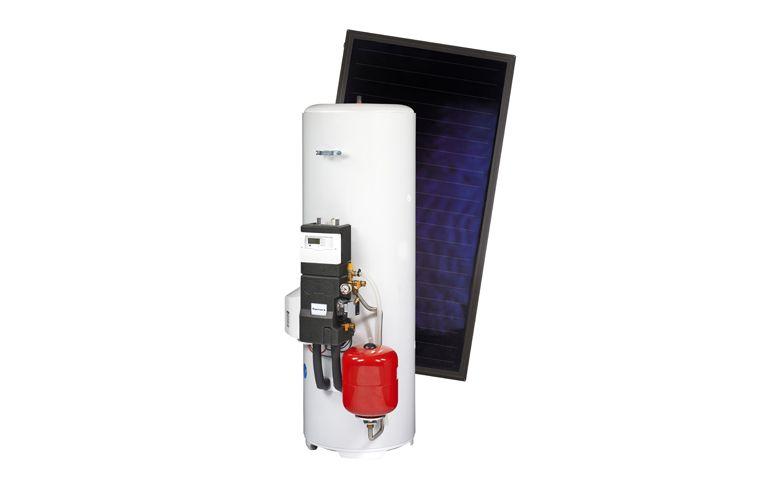 Biopack Optimum 2 - Chauffe-eau solaire - Thermor