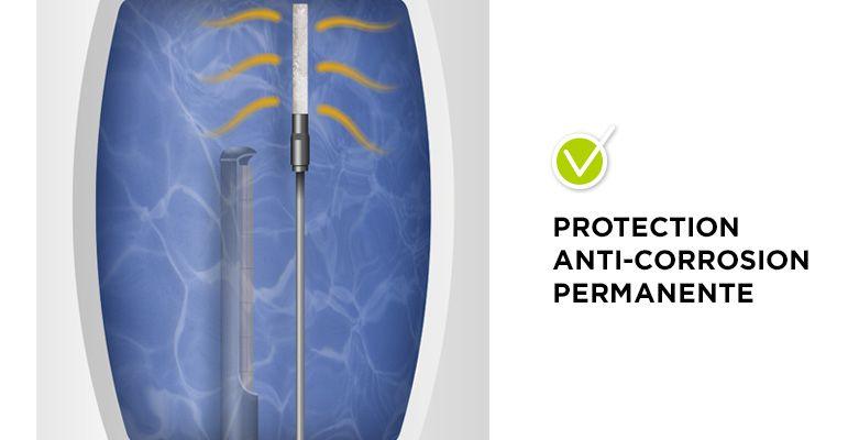 Protection anti-corrosion permanente