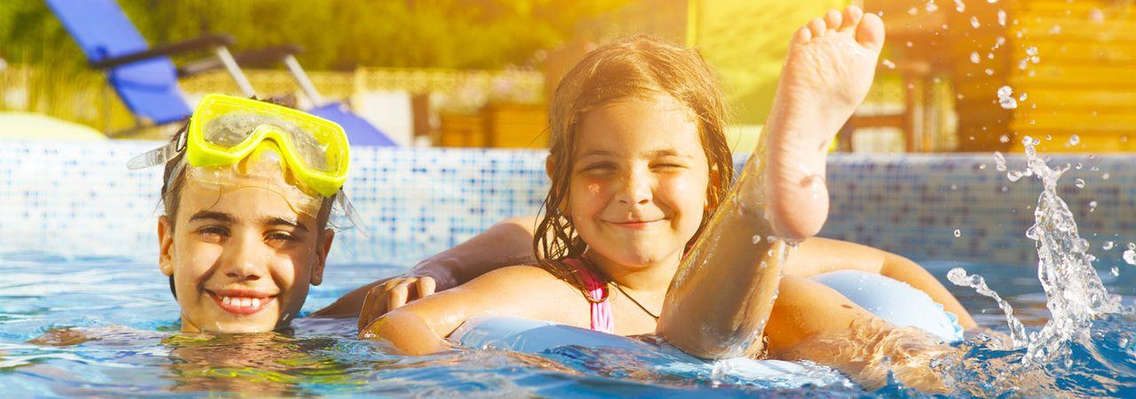 Pompe à chaleur piscine Aéromax piscine 2