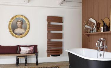 Allure brun terracotta - Radiateur sèche-serviettes - Thermor
