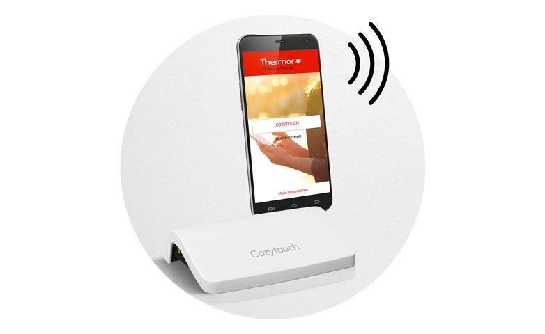 Cozytouch - Accessoire connecté - Thermor